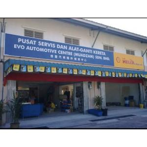 EVO AUTOMOTIVE CENTRE